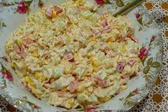 Salát s čínskými nudlemi | NejRecept.cz