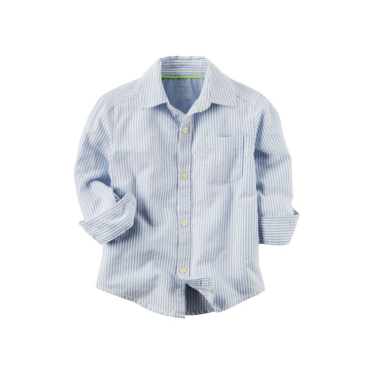 Boys 4-8 Carter's Button-Down Shirt, Boy's, Size: 8, Ovrfl Oth
