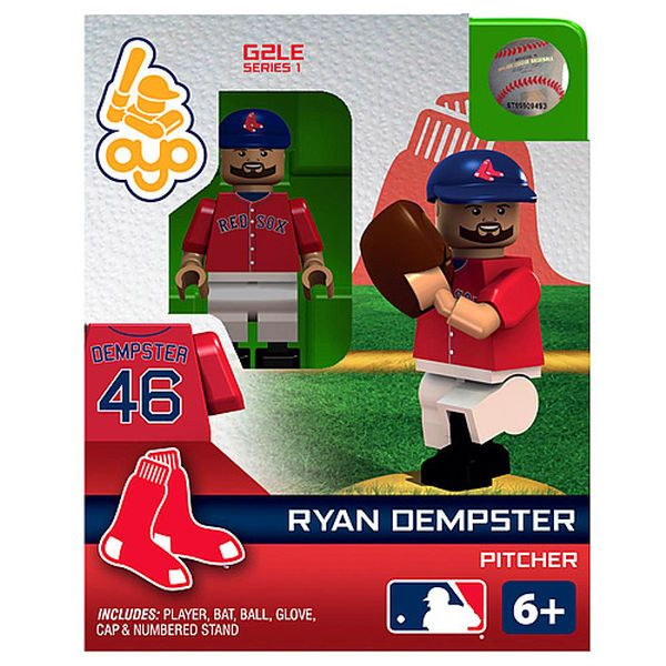 Ryan Dempster Boston Red Sox OYO Sports Player Minifigure - $9.99