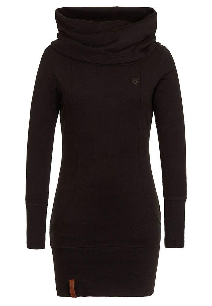 New Naketano Schniedelwutz II Damen Women Long Sweatshirt Hoodie Size: M #naketano
