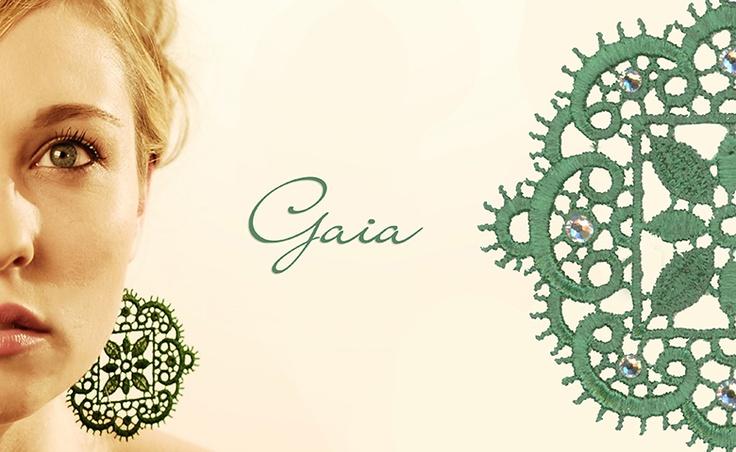 Orecchino Gaia, tra poco on line sul nostro e-commerce.