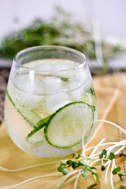 Creamy Cucumber Salad, #Creamy, #Cucumber, #Healthy, #Refreshing, #Salad, #Water