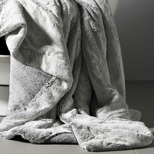 102 best plaid fur images on pinterest furs faux fur. Black Bedroom Furniture Sets. Home Design Ideas