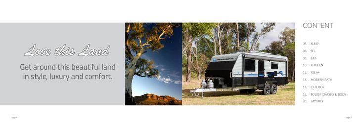 Lookbook – WonderlandRV   Off-Road Caravans & Family Vans Built Tough for Australian Conditions