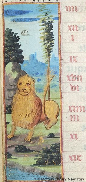 Leo | Book of Hours | France, Paris | 1480-1500 | The Morgan Library & Museum