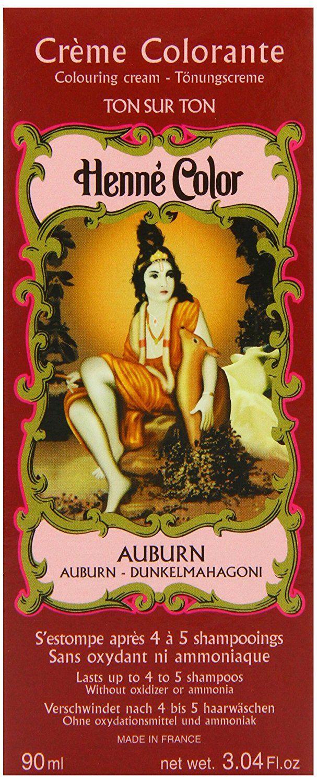 henne color henna hair colouring cream auburn 3 oz you can get - Coloration Au Henn Auburn