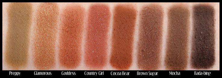 Makeup Geek Eyeshadow Pan - Cocoa Bear - Eyeshadows - Eyes