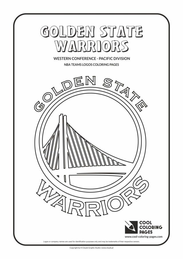 30 Exclusive Photo Of Basketball Coloring Pages Golden State