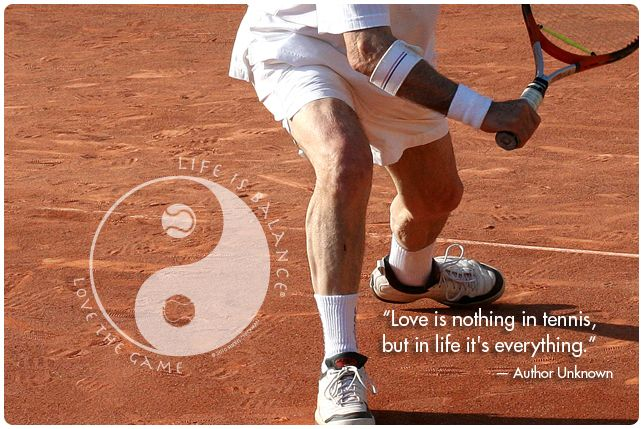 #Inspirational #tennis #quote
