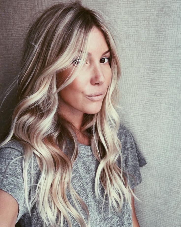 Frisuren blond braune augen