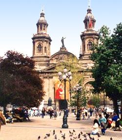 Santiago de Chile,