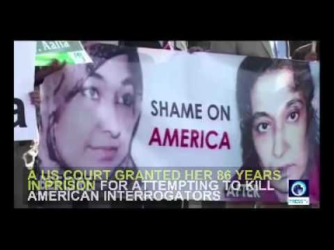 Book reveals Aafia Siddiqui harassed by US officials