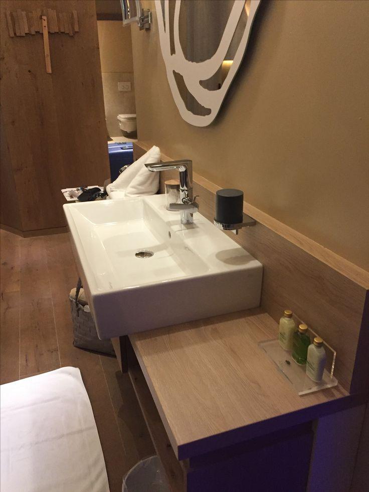 Bagno e legno