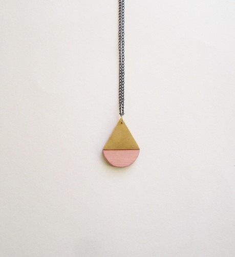 rachel loves bob | ice cream necklace