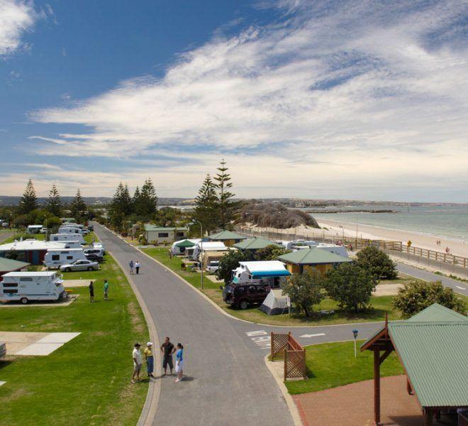 Waterfront Caravan Park | New South Wales