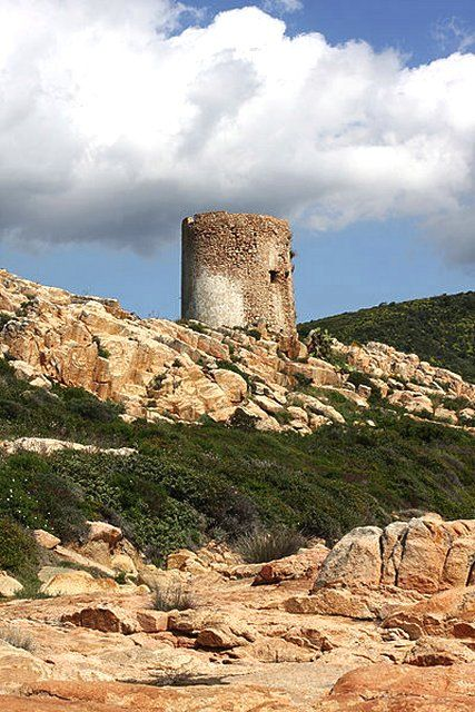 TEULADA (torre Budello)