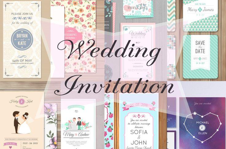 Download Bautiful Wedding Invitation from Freepik.com