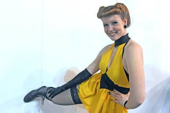 HoneyKeke as Sally Jupiter aka Silk Spectre I from Watchmen