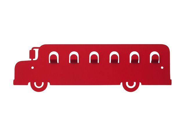 Coat hanger Transporters Bus red from J.i.P (Junior In Progress)