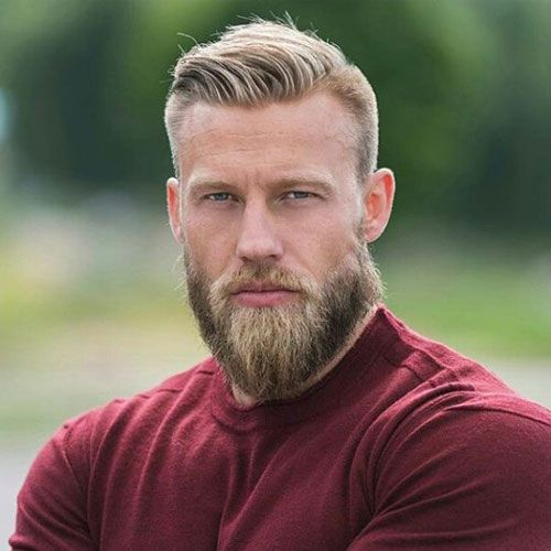Short Beard Styles For Men