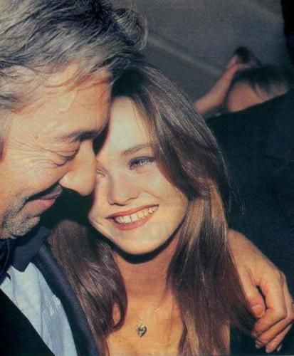 trời đất ơi you old pervert get off her! Serge Gainsbourg & Vanessa Paradis