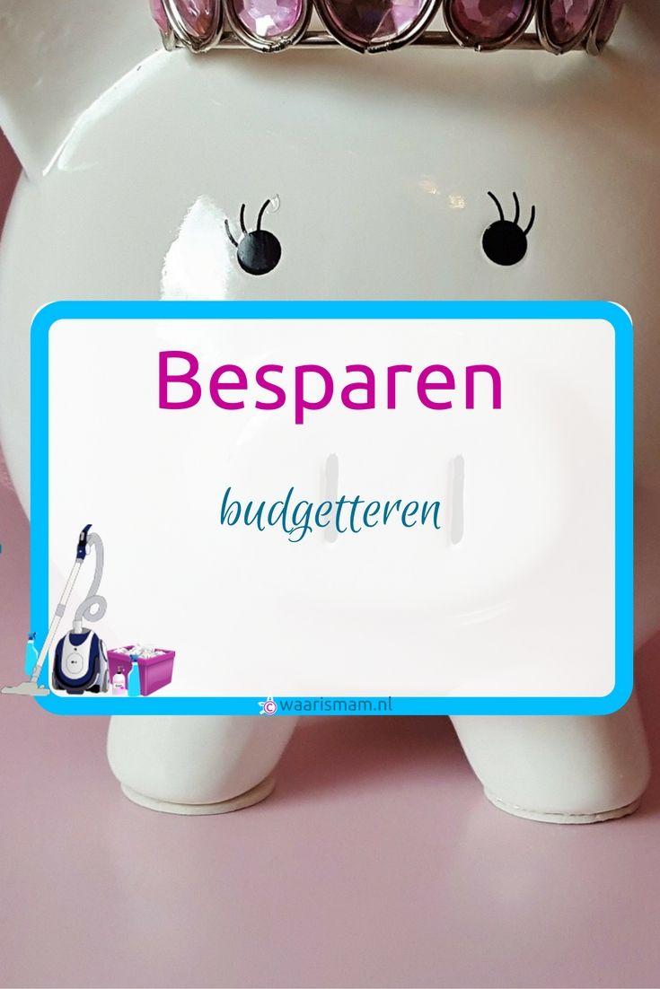 Besparen en budgetteren. Geld overhouden, geld sparen, budgetteren, planners, how-to's, budgettips, spaartips, budget bijhouden.