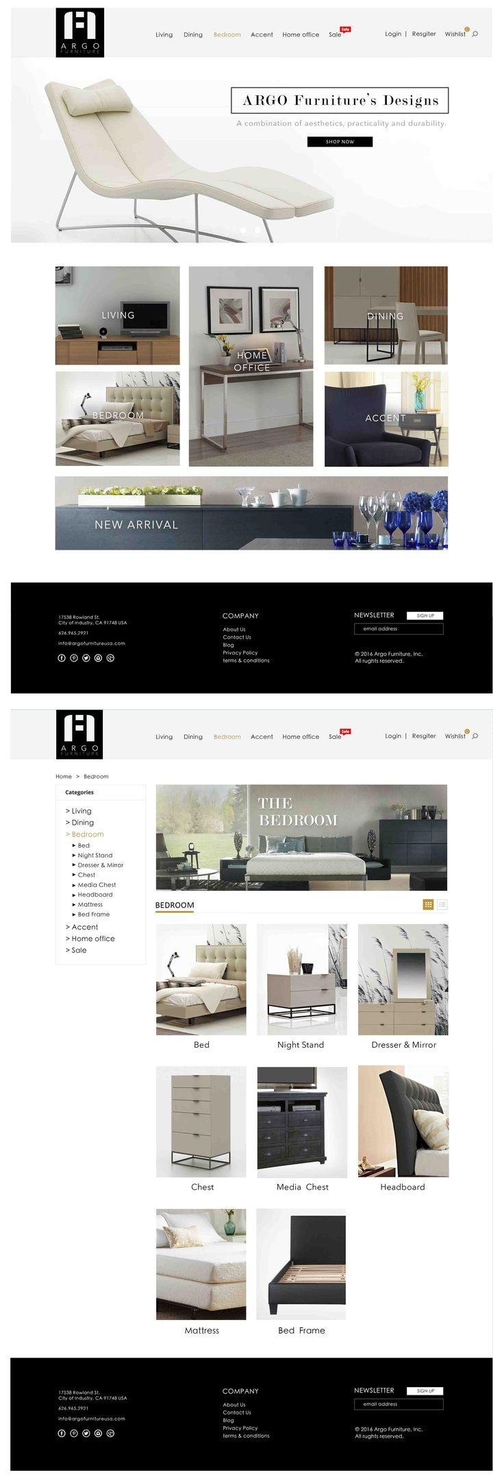 #OODDA #website #design #profolio #marketing #host #maintenance #Magento #wordpress #online #business #promote  #Argo #Furniture
