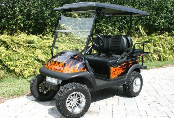 .: Angles, Golf Carts