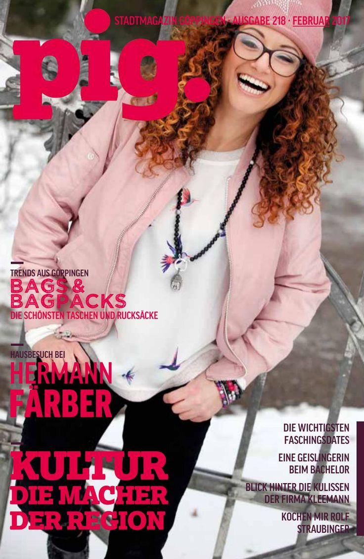 latest shoot on #pig mag February '17 page 50...53 / model: Amy Nisa / makeup: Katja Kienhöfer - #Studio54 / hairstyling: Haarstudio Wiedmann / clothes: #Esprit / #Kaufhof / jewellery: #Glam_Rock / cover/photos: Diana Apanachii Marsch / #Fotoart24 - www.fotoart24.de