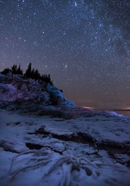Indian Head Cove - Bruce Peninsula National Park