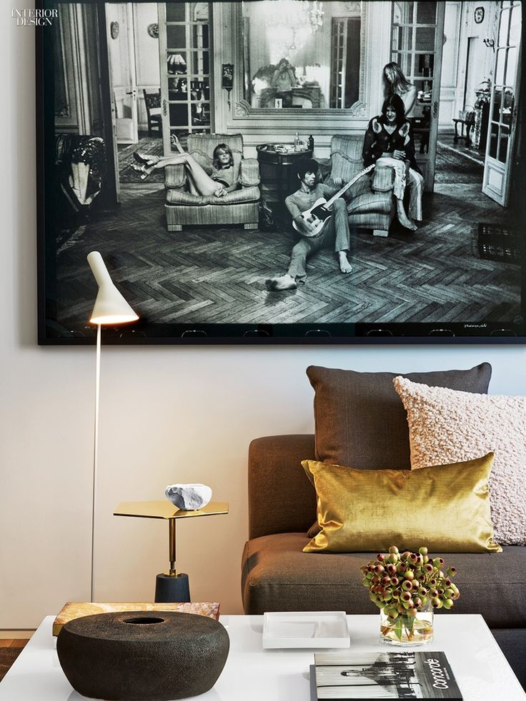 Second Time Around Dufner Heighes Redesigns NoHo Model Apartment