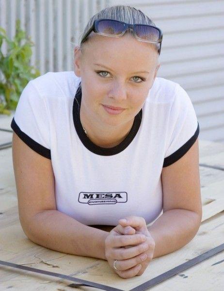 Mesa Boogie, Mesa-Boogie, Mesa, Mesaboogie, T-Shirt, Shirt, Tee, Girlie, Girlie Tee, Girlie Shirt, Modell-Nr. 5515W