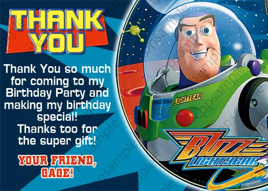 46 best Buzz Lightyear images – Buzz Lightyear Birthday Card