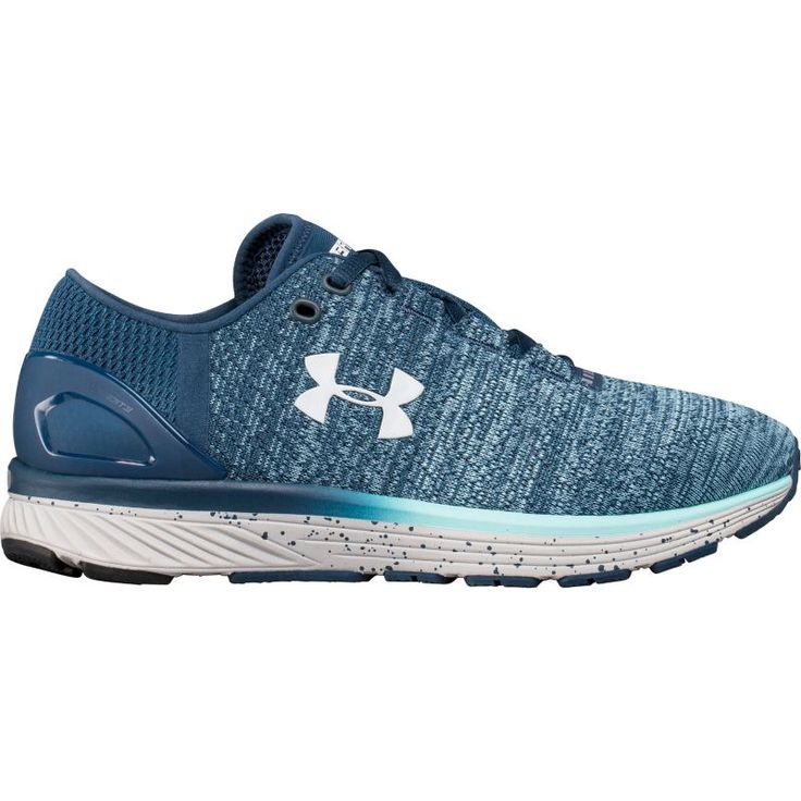 Under Armour Women's Charged Bandit 3 Running Shoes, Blue