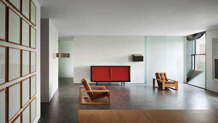 Thomas Phifer Fifth Avenue Apartment
