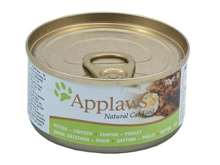 #Applaws Kitten #Katzenfutter mit Hühnchen