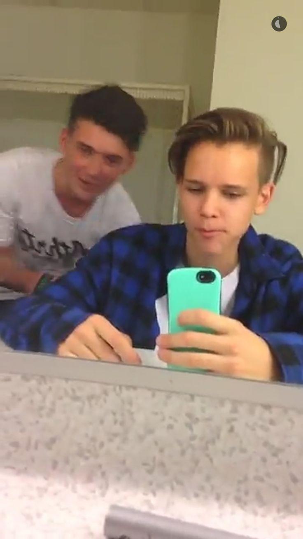 Ethan & Chris