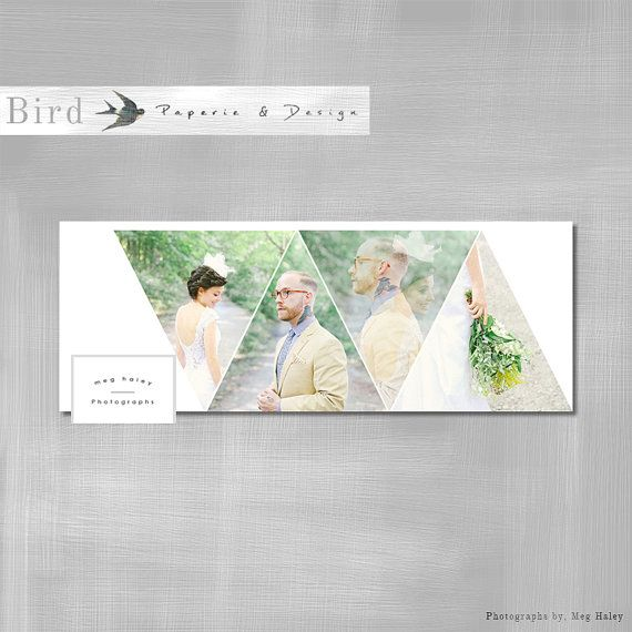 Facebook Timeline Cover Template // by BirdPaperieandDesign