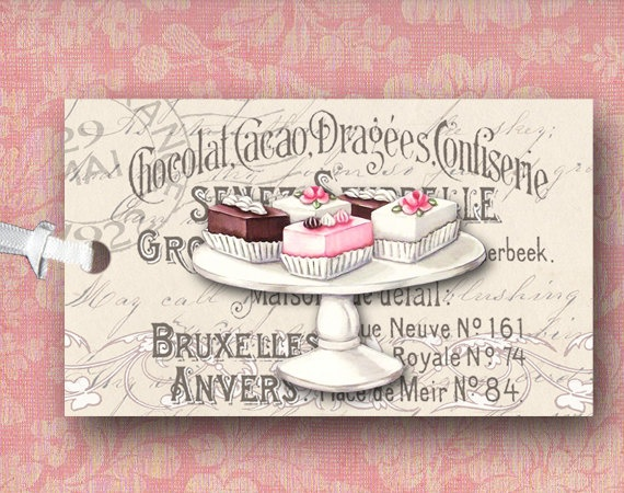 french bakery ~~~for my kitchen!