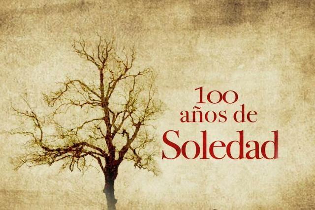 100 años de soledad by dianalora. End credits for a book.  School Project