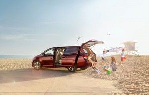 """The Honda Odyssey Named One of the """"Best Cars for Families"""""""