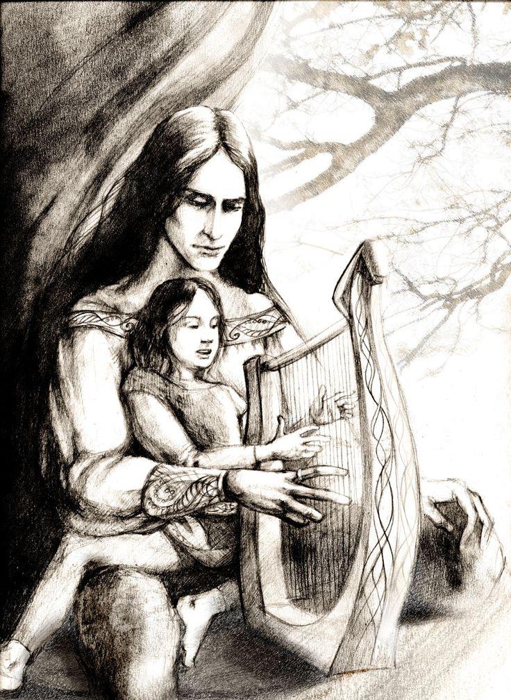 silmarillion+varda | Personajes y momentos de El Silmarillion