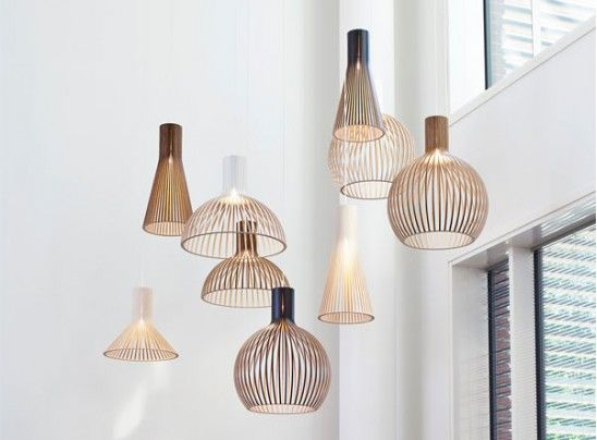 Octo ceiling lamp - Seppo Koho | matea.com