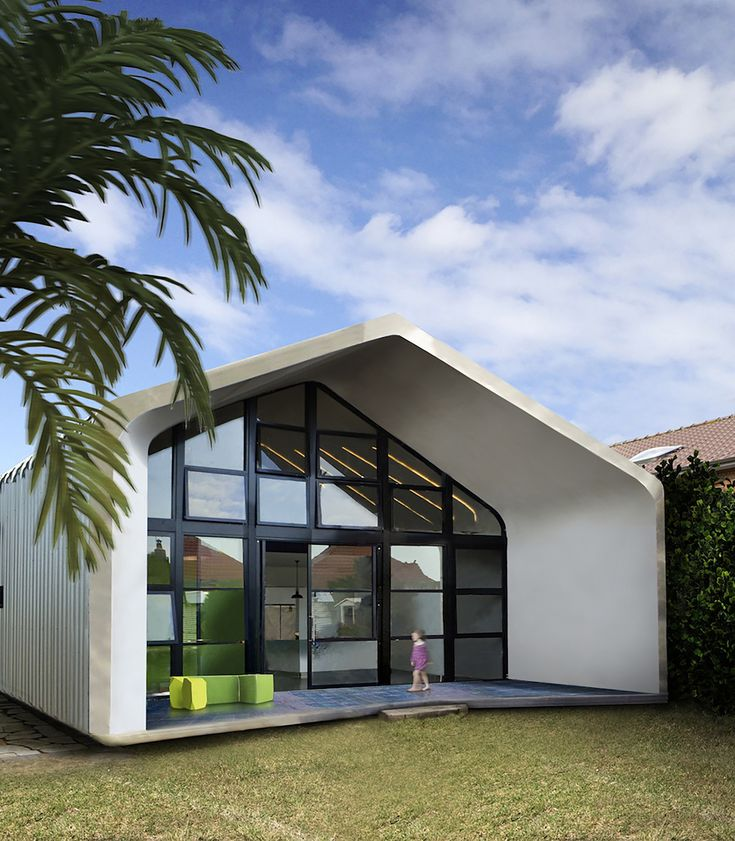 The Dalmeny by Enter Projects (via Lunchbox Architect)