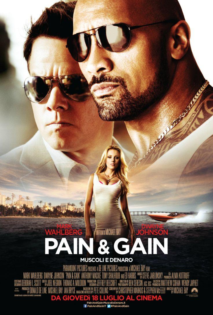 Pain & Gain! In un marasma di film inutili, un film che almeno racconta una incredibiel storia