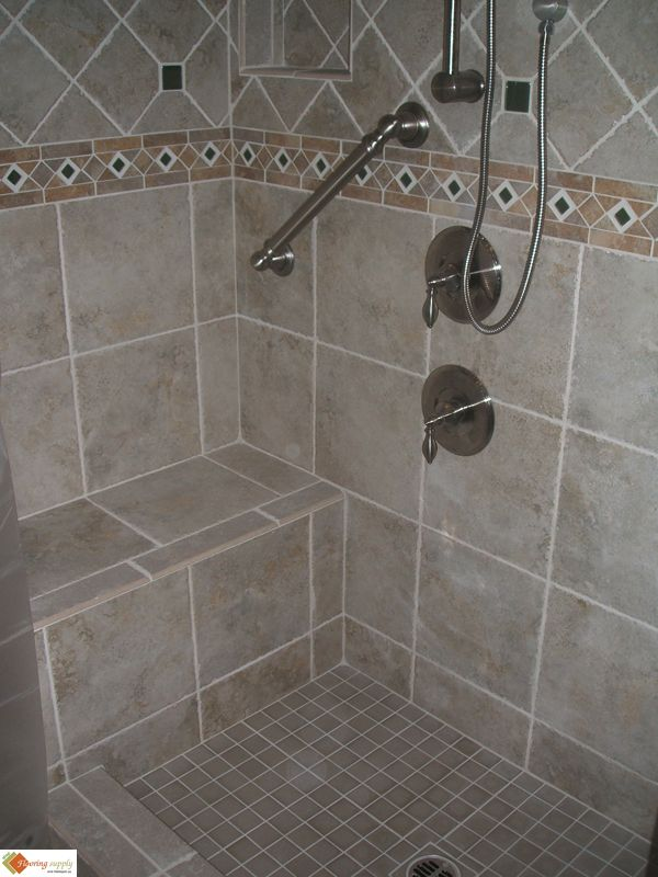 Tiled shower stalls pictures accessories ready to tile shower pan shower bench shower Tile shower stalls