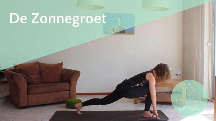 Zonnegroet Yoga Stap-voor-Stap | Yoga Oefeningen en Houdingen | Happy wi...