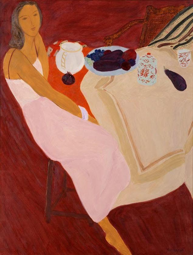 Pierre Boncompain - painting