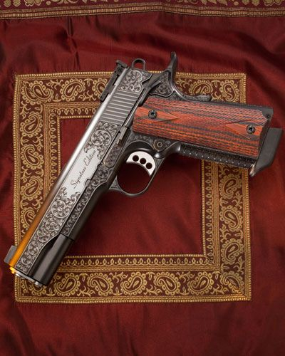Ed Brown 1911 Handguns | 1911 Parts Save those thumbs & bucks w/ free shipping on this magloader I purchased mine http://www.amazon.com/shops/raeind   No more leaving the last round out because it is too hard to get in. And you will load them faster and easier, to maximize your shooting enjoyment.