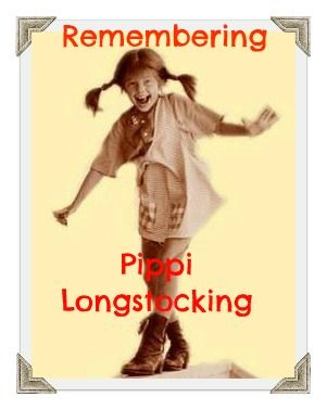 Remembering Pippi Longstocking